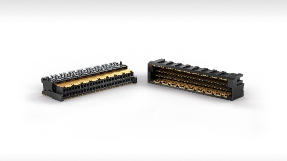 Erni und Amphenol ICC haben eine Second-Source-Vereinbarung über die MicroSpeed-Steckverbinderfamilie unterzeichnet, umd MicroSpeed als Board-to-Board-Verbindung für industrielle High-Speed-Applikationen in rauen Umgebungen weiter zu etablieren.