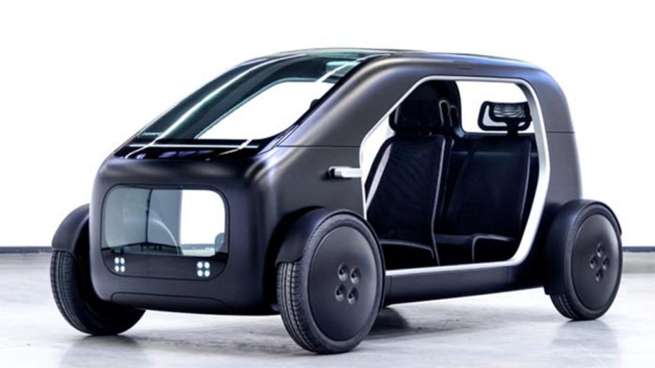 Der dänische Fahrradhersteller kann auch Elektroautos bauen. Er hat vor kurzem in Shanghai die Elektrofahrzeugstudie SIN vorgestellt.