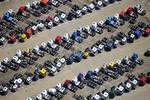 Lastwagenbauer protestieren gegen CO2-Pläne der EU