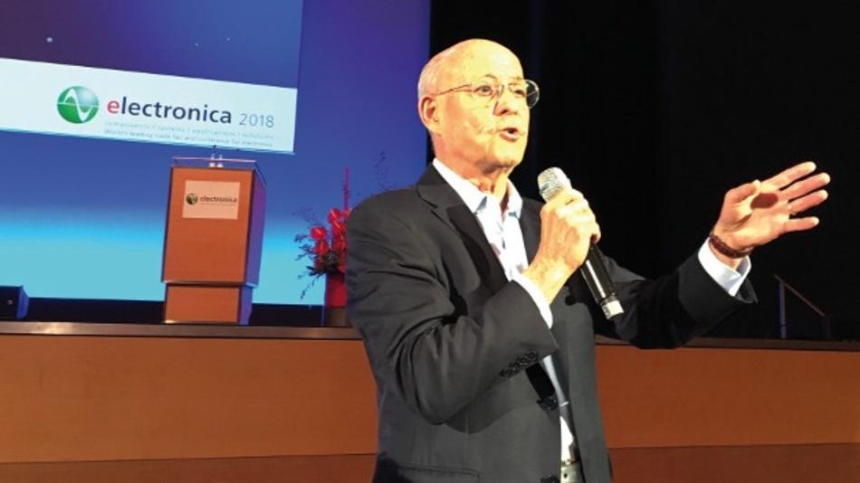 Jeremy Rifkin: »Die dritte industrielle Revolution ist zum großen Teil in Europa entstanden, und Europa hat die besten Voraussetzungen, dass sie umgesetzt wird.«
