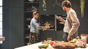 """Backofen und Co. lassen sich bei Neff jetzt via """"Home Connect""""-App steuern."""