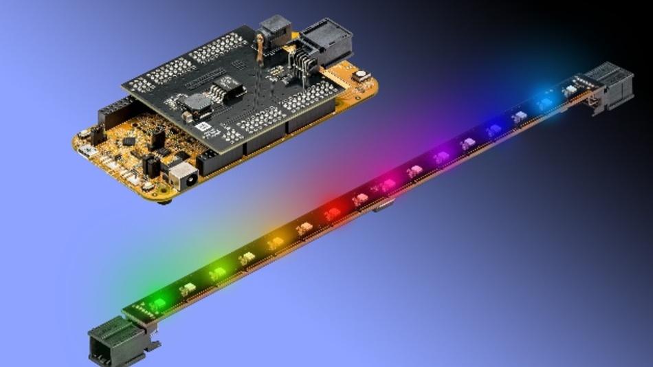 Die Iseled-Technologie wird stetig weiterentwickelt. Zu den neuen Zielanwendungen zählen Dome-Beleuchtungen, intelligente Sensoren oder Aktoren.