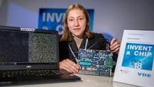 Schülerwettbewerb 'Invent a Chip 2018' Chip-Ideen für Digitalisierung im Alltag