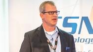 Gary Martz von Intel auf der TSN/A Conference 2018