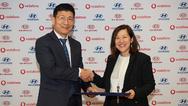 Hyundai und Vodafone kooperieren