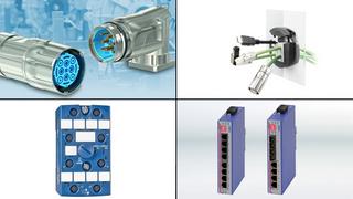 Teil 5_Bildcollage zu Produkten auf der SPS IPC Drives 2018
