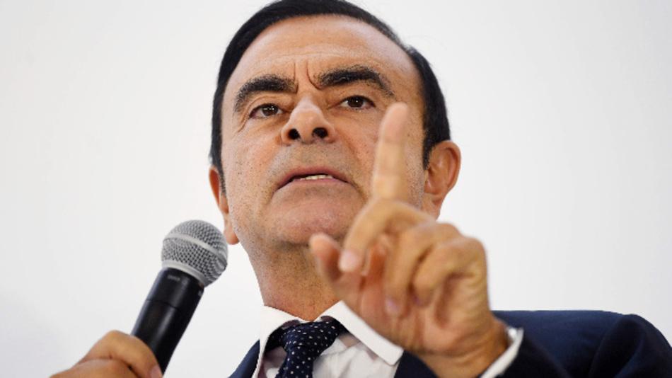 Carlos Ghosn, Vorstandsvorsitzender von Renault-Nissan-Mitsubishi, soll gegen japanische Finanzgesetze verstoßen haben.