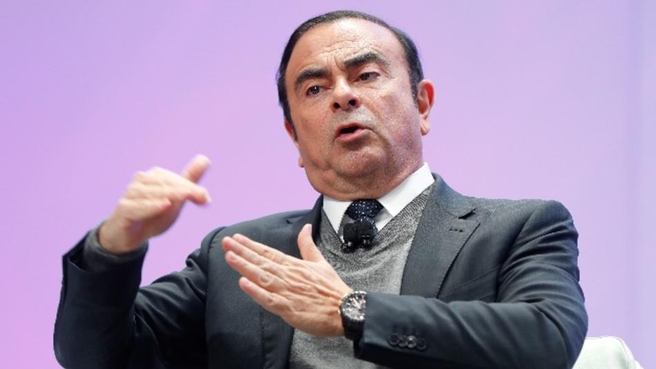 CarlosGhosn, Vorstandsvorsitzender von Renault-Nissan-Mitsubishi ist wegen Verstoßes gegen japanische Finanzregeln sowie Veruntreuung unter Beschuss. Der japanische Autobauer drängt ihnzum Rückzug.