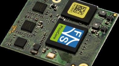 NXP i.MX 6SoloX ARM Cortex-A9 & Cortex-M4 Applikationsprozessor auf PicoCore MX6SX