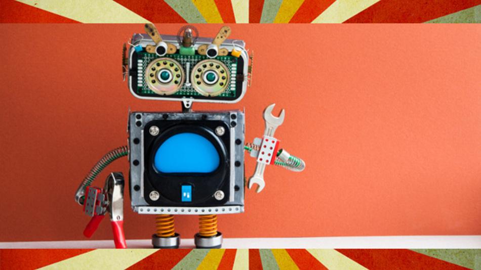 Was können Roboter wirklich leisten? Diese Frage stellte man sich schon in den 1970er-Jahren.