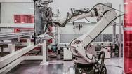 Roboter bei Microsoft