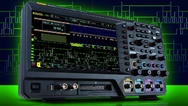 (Mixed-Signal-)Oszilloskop, Waveform-Generator, Spektrumanalysator, Protokollanalysator, Logikanalysator, Digital Voltmeter und Counter in einem: Die MSO5000-Serie von Rigol