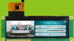 Touch-Display für Smart-Home und Industrie