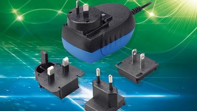 Medizinisches Steckernetzteil mit weniger als 50 µA Ableitstrom: das TR30DM