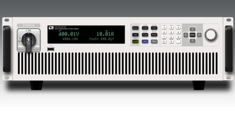 Die DC-Stromversorgungen adressieren sowohl Anwendungen in der Forschung als auch in der Produktion.
