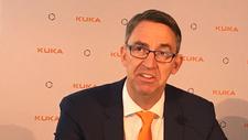 Kuka AG Dr. Till Reuter tritt ab
