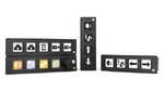 Tastaturmodule der K2-Serie von Graf-Syteco