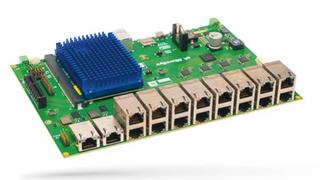 TSN-Evaluierungsboard von MicroSys