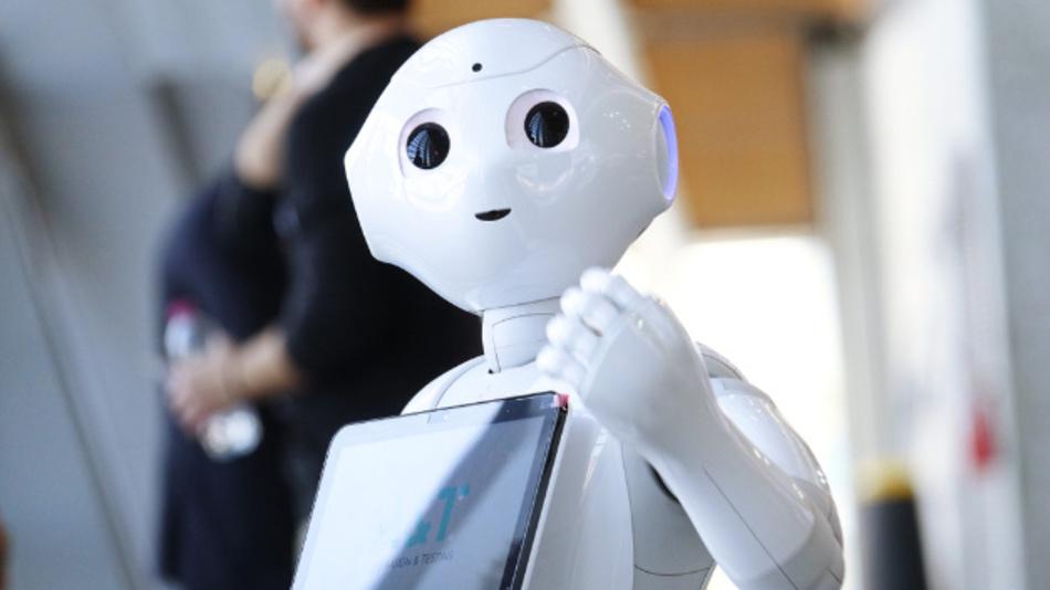 Roboter im Service - Wie sieht die Kundenakzeptanz aus?