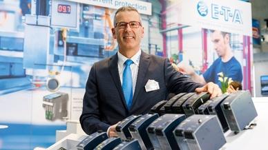 Ralf Dietrich auf der SPS IPC Drives 2018