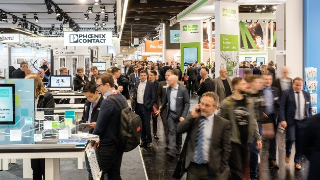 Impressionen der SPS IPC Drives 2018