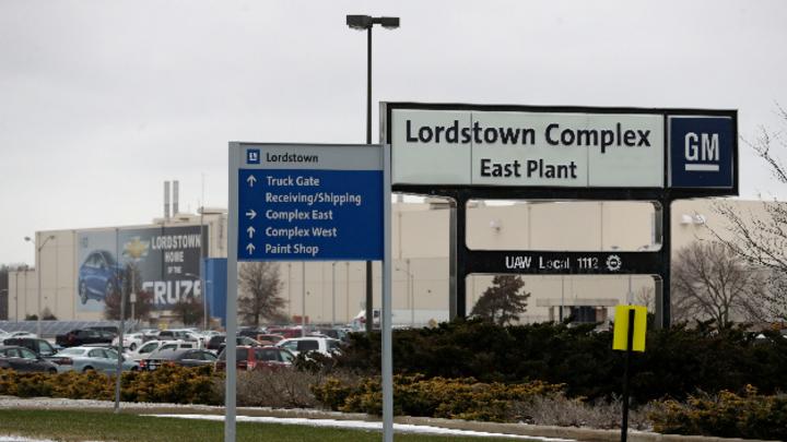 General Motors in Lordstown