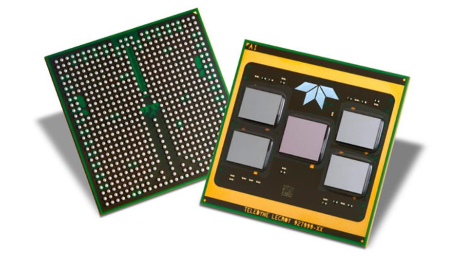 Multi-Chip-Modul auf Leiterplattensubstrat für höchste Ansprüche.