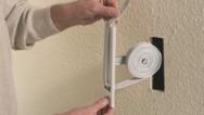 Unterputz-Funk-Gurtwickler RolloTron Basis: Ausbau alter Gurtwickler