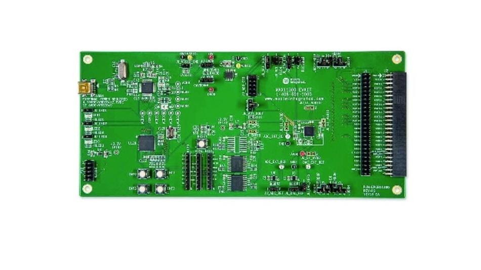 Bild 3: Das Board des MAX11300 PIXI Evaluation Kits.