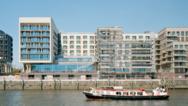 Campus Futura Hamburg - in erster Reihe zur Elbe.
