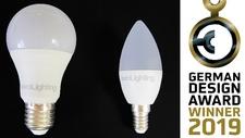 euroLighting Sieger beim German Design Award 2019