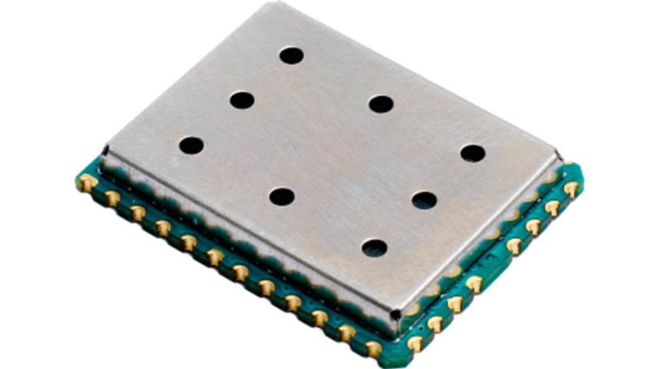 012: Bis zu 10km Reichweite (Sichtverbindung) im lizenzfreien 2,4-GHz-Band ermöglicht das neue Funkmodul iM282A der IMST GmbH. Es nutzt dafür die LoRa-Modulation mit Frequenzspreizung und eignet sich sogar für den Batteriebetrieb. Das Funkmodul iM282A basiert auf dem neuen Funk-Transceiver-IC SX1280 von Semtech und verfügt über einen Mikrocontroller CortexM3. Der Transceiver-IC enthält drei Funk-Modems. Außer der LoRa- Modulation könen auch die Modulationsarten (G)FSK (Gaussian Frequency Shift Keying) und (G)MSK (Gaussian Minimum Shift Keying) sowie FLRC (Fast Long Range Communication) genutzt werdeen. In Abhängigkeit von der zu erzielenden Reichweite können mit dem Transceiver-IC Rohdatenraten von 476bit/s bis zu 2,3Mbit/s realisiert werden.