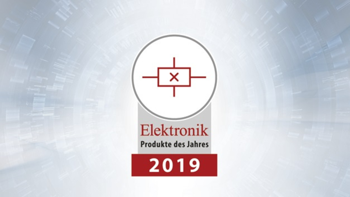 Wählen Sie Ihr Top Produkt 2019 in der Rubrik Sensorik