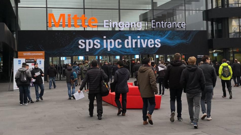 Die SPS IPC Drives fand in diesem Jahr zum 29-mal statt.