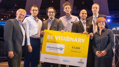 Vision Award Gewinner2018 Photoneo