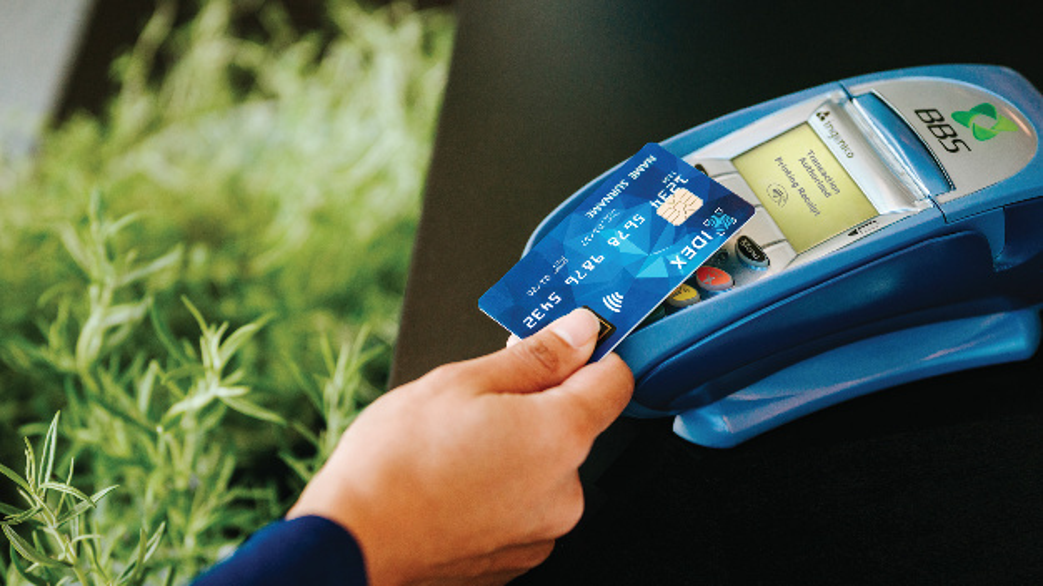 Auf dem System-on-Card-Demonstrator kombinieren beide Firmen sind die Sicherheitschips von Infineon und die biometrische Authentifizierung von IDEX.