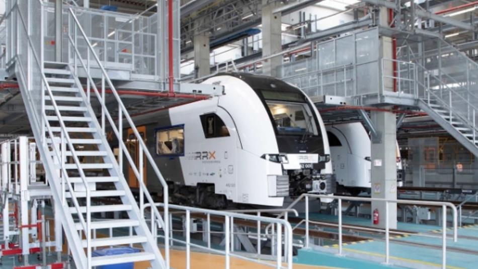 Siemens stellt nun für das Instandhaltungsdepot in Dortmund 3D-Drucker zum Erstellen von Ersatzteilen zur Verfügung.
