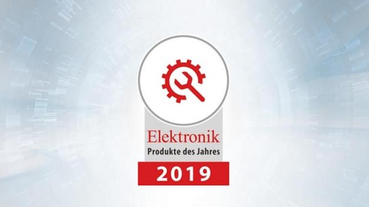 Elektronik Produkte des Jahres Entwicklungs-Software