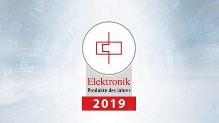 Elektronik Produkte des Jahres Elektromechanik