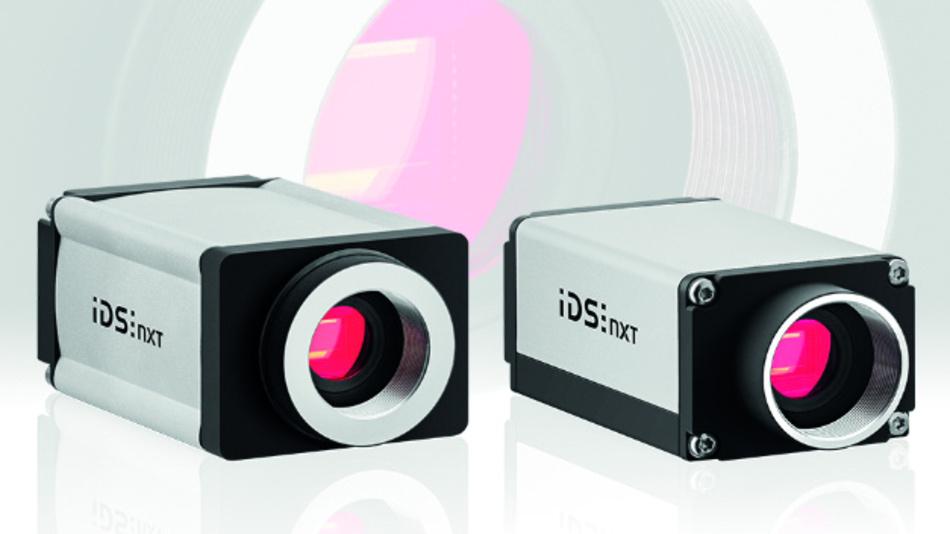 Mit künstlicher Intelligenz auf App-Basis: die Industriekameras IDS NXT rio und IDS NXT rome von IDS Imaging Systems.