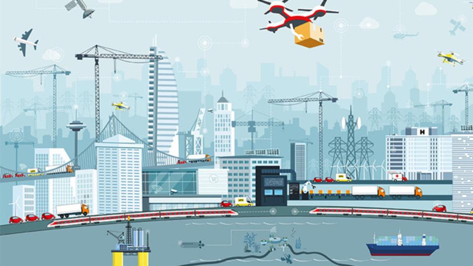 Industrielle 5G-Netze