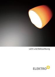 ELEKTRO+ Licht Broschüre