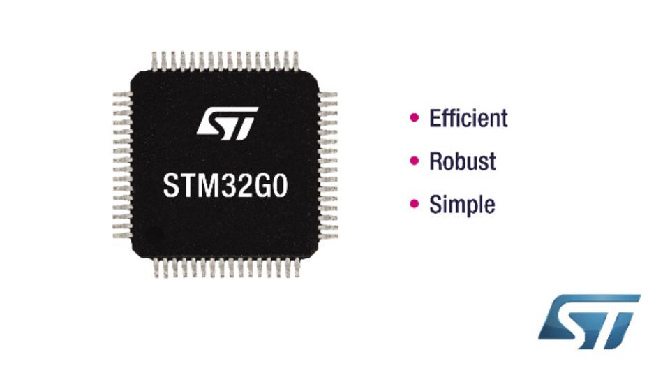 Neue Serie mit STM32-Mikrocontrollern von STMicroelectronics fungiert als Starthilfe für fortschrittliche Innovationen mit dem Ziel noch kleinerer, leistungsfähigerer und energieeffizienterer Smart Objects.