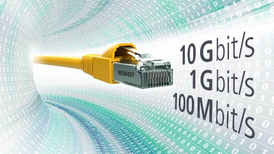 EtherCAT G hebt die EtherCAT-Technik auf die nächste Leistungsstufe und bleibt dabei kompatibel zu Standard-EtherCAT.