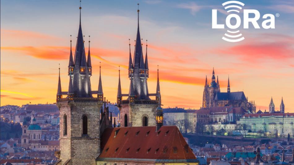 LoRaWAN-Netzausbau in Tschechien erreicht 75 % der Bevölkerung