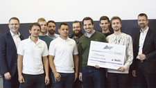 Start-ups Der 'Automation Hackathon'