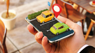 Smart City Parkraummanagement