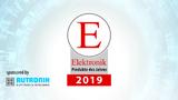 Die Elektronik ruft auf zur 21. Leserwahl Produkte des Jahres 2019. Wählen Sie aus den Top 111 nominierten Produkten Ihre Favoriten.