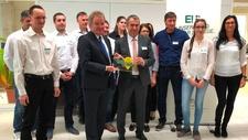 »Ort voller Energie« Veith Gebäudetechnik lebt Energiewende