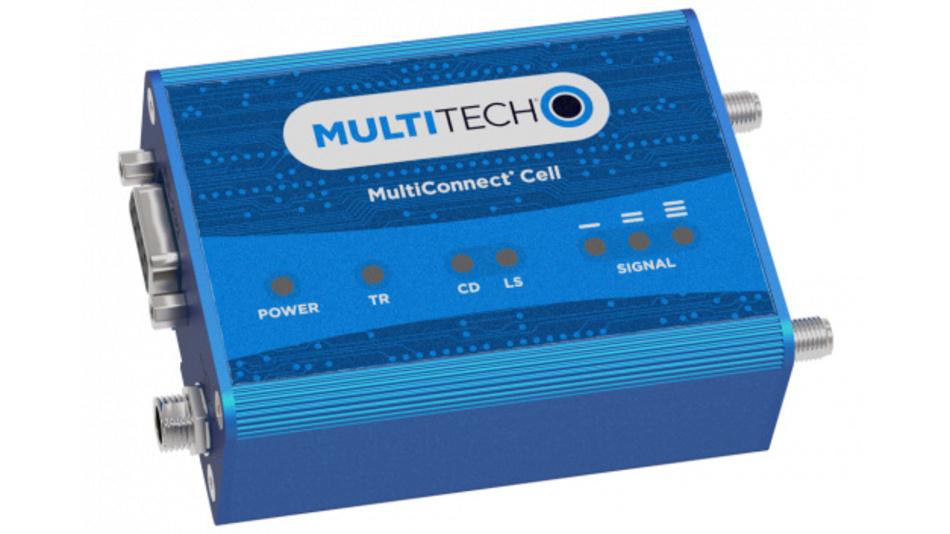 Robulte Mobilfunkmodems: MultiConnenct Cell 100 von Multitech